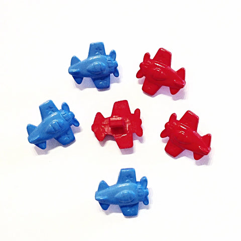 Red-and-Blue-Aeroplane-plastic-shanked-buttons