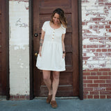 The Hinterland Dress Sewing Pattern by Sew Liberated