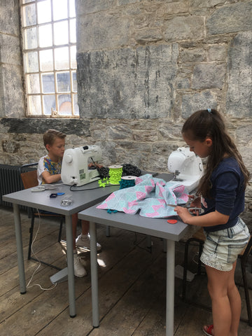 Children's Sewing Course Spring 2020