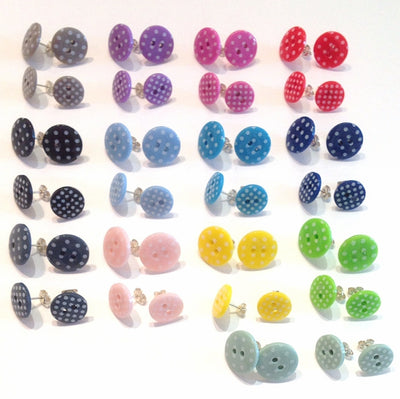 colourful-Charlotte-button-stud-earrings