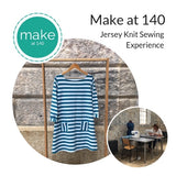 Jersey Knit Sewing Experience Gift
