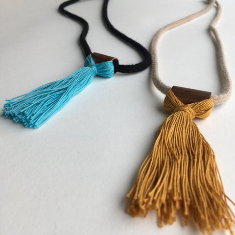 The Make Tassel Necklace Kit