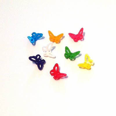 colourful-Butterfly-plastic-buttons