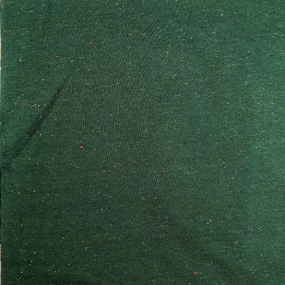 Cosy Colours Dark Green Sweatshirt Fabric