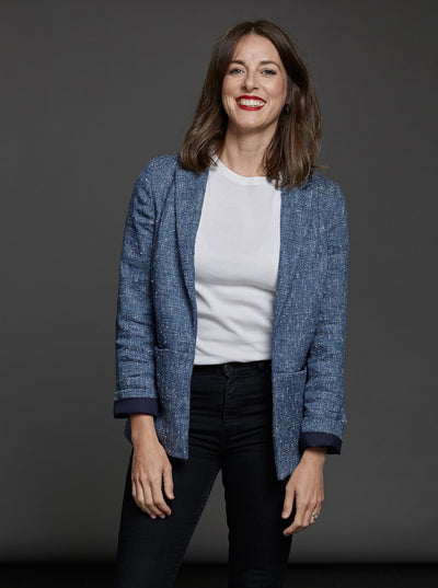 The Blazer Pattern by The Avid Seamstress