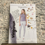 Virginia Leggings Pattern by Megan Nielson Patterns