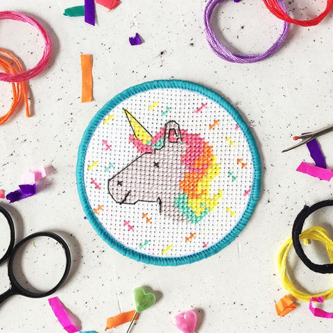 Unicorn Patch Kit by The Make Arcade