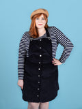Bobbi Pinafore Pattern by Tilly and the Buttons