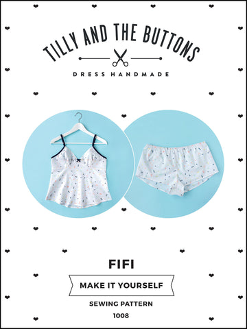 Fifi Pattern by Tilly and the Buttons
