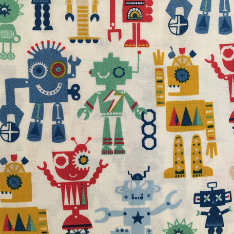 Play Time Robots By DashWood Studios