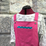 The Cleo Dungaree Dress Workshop
