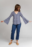 Dove Blouse Pattern by Megan Neilson