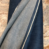 Wetherby Blue Organic Cotton Denim