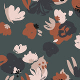 Posie Smokey Viscose Fabric by Atelier Brunette