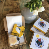 Beeswax Food Wrap DIY Kit