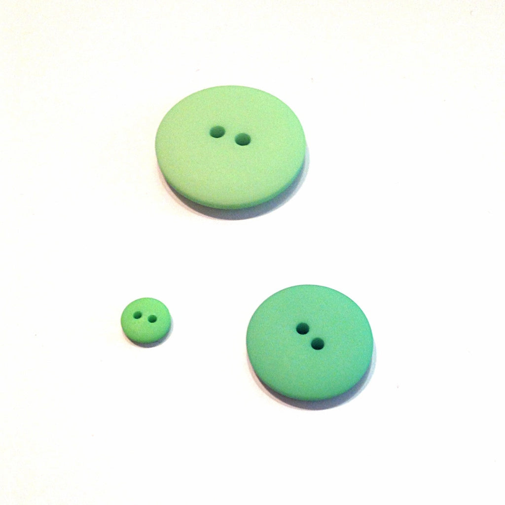 Green-matte-button