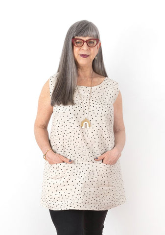 Uniform Tunic Dress by Grainline Studio
