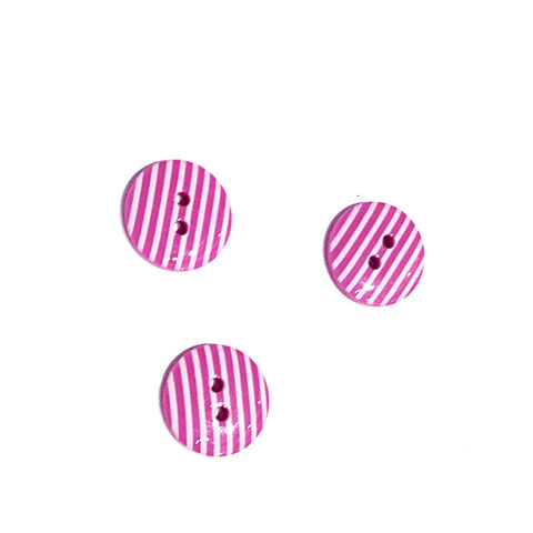 Pink-striped-buttom