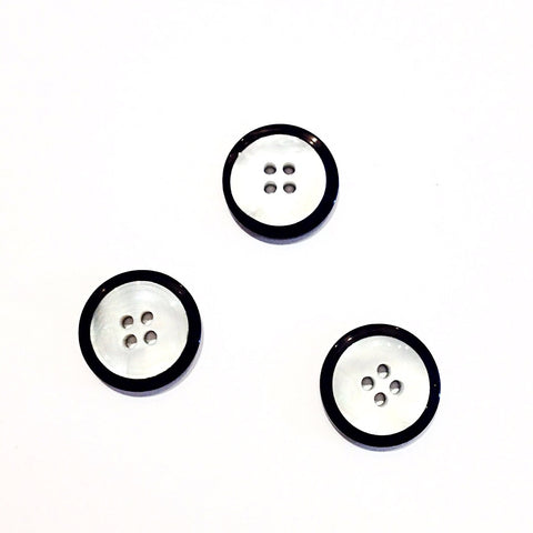 Three-shades-of-grey-round-button