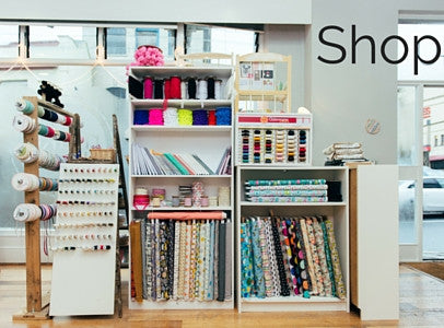 Make at 140 Vauxhall St a modern haberdashery cafe and workshop space in Plymouth UK