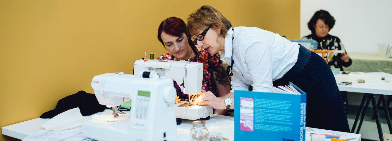 Make at 140 Vauxhall st sewing workshops