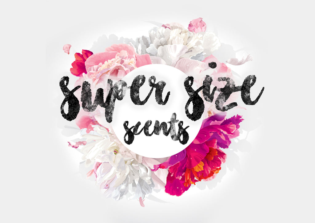 #SuperSizeScents: Shop BIG and save!