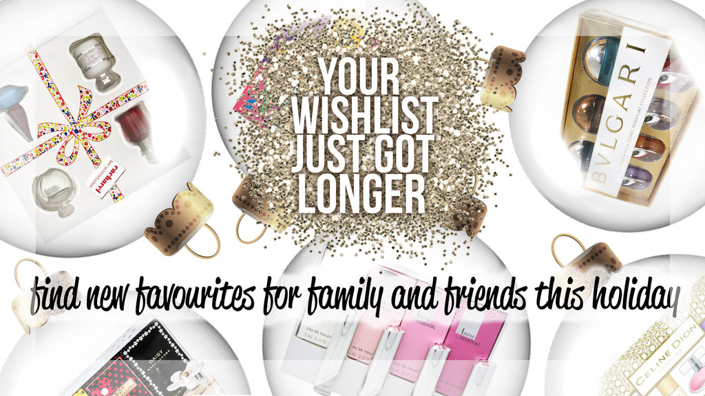 #Wishlist: It Just Got Longer!
