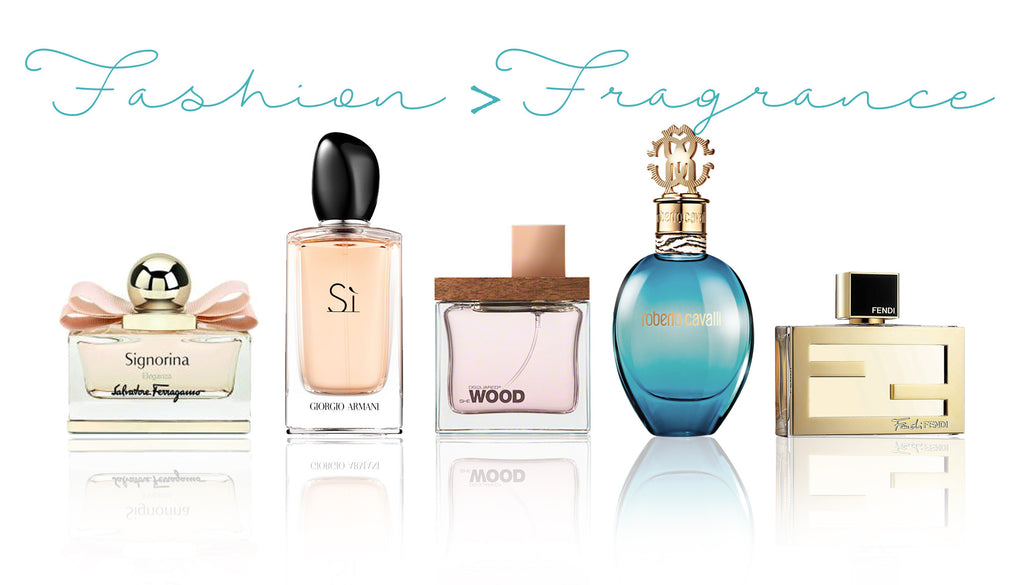 #FashionFragranceFriday: Match your scent to your outfit!