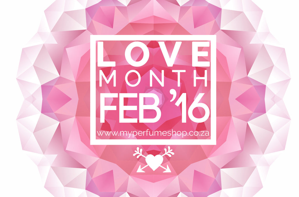 Month of Love: #ValentinesDay