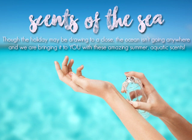 Save on Summer Scents!