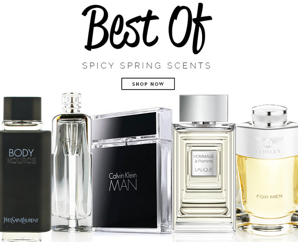 Men's Spring Fragrance