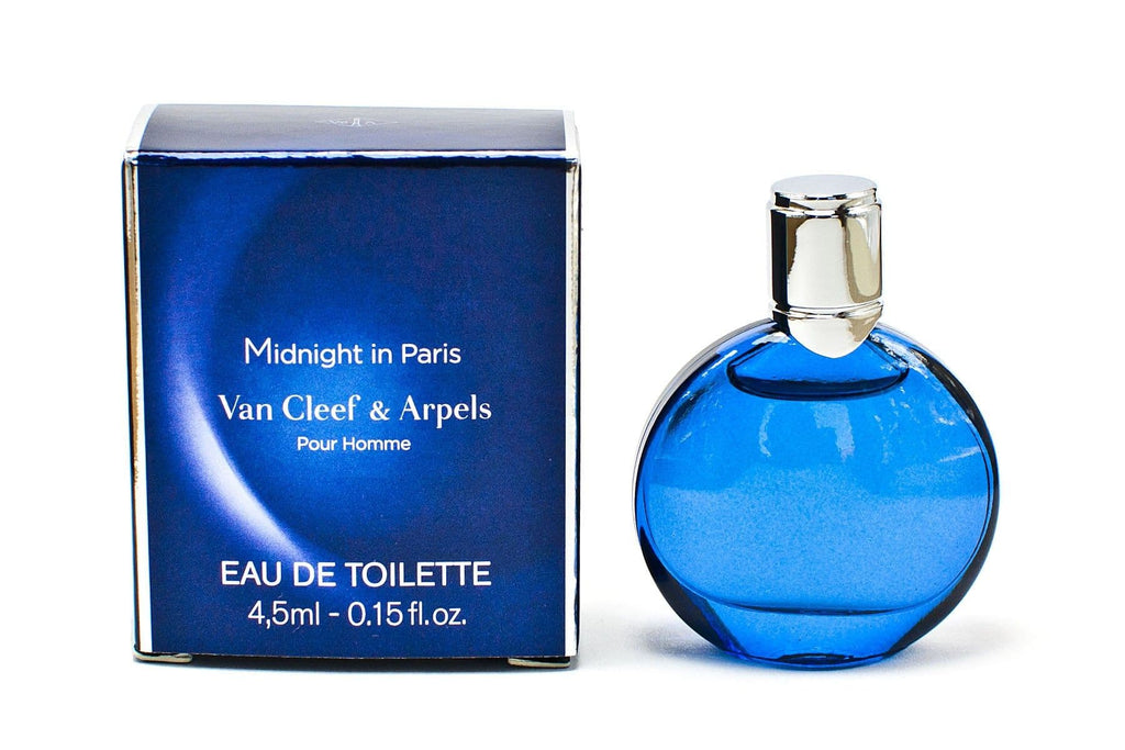 Van Cleef Midnight in Paris 4,5ml Edt Mini 4,5ml Edt Mini  Van Cleef & Arpels For Him
