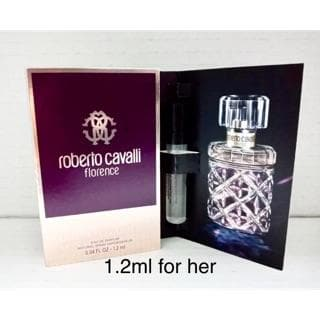 Roberto Cavalli Florance 1,2ml EDP Vial 1,2ml Edp Vial  Roberto Cavalli For Her