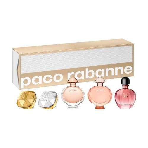 Paco Rabanne Miniature Set for her