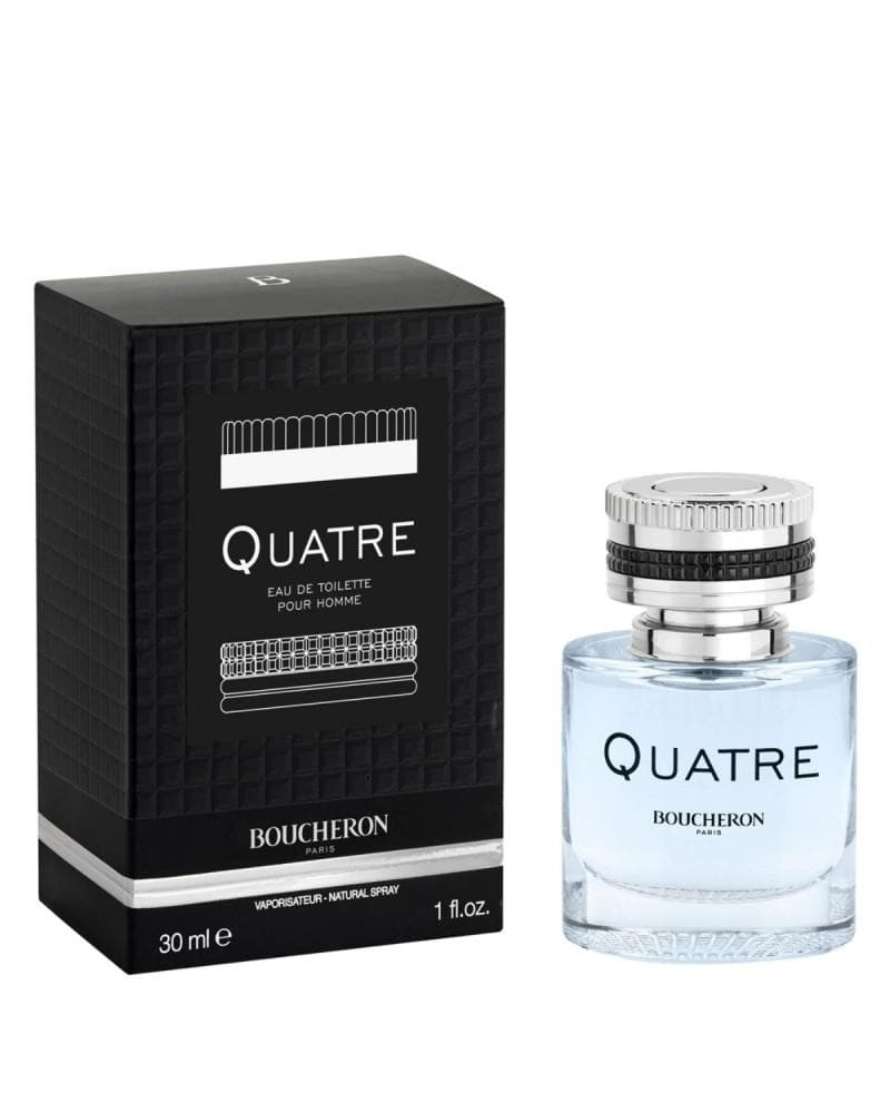 Boucheron Quatre For Him 30ml EDT 30ml Edt  Boucheron For Him