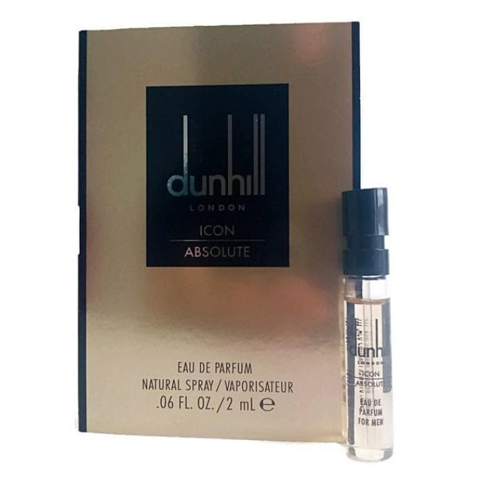 Dunhill Icon Absolute for Men 2ml EDP - Vial