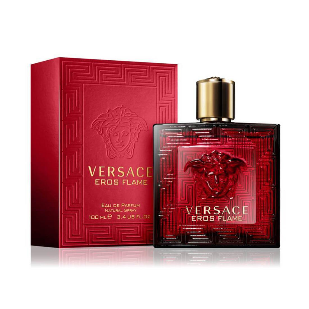 Versace Eros Flame 100ml Edp 100ml Edp  Versace For Him