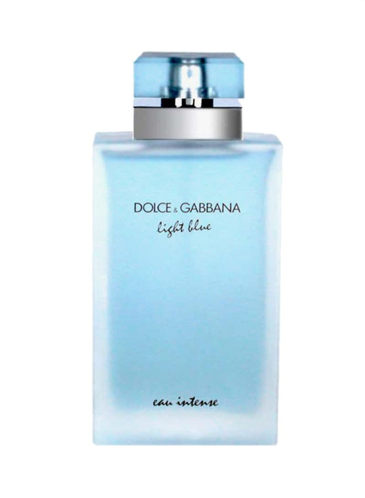 Dolce & Gabbana Light Blue Eau Intense Women 50ml Edp 50ml Edp  Dolce&Gabbana For Her