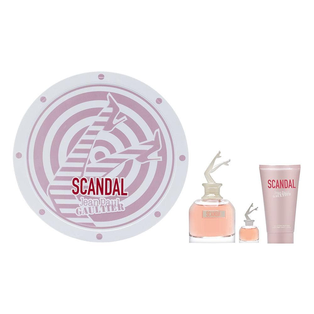 Jean Paul Gaultier Scandal 80ml EDP Giftset