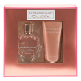 Oscar de la Renta Extraordinary 90ml Edp- Giftset 90ml Edp and 200ml Bodylotion  Oscar de la Renta Giftset For Her