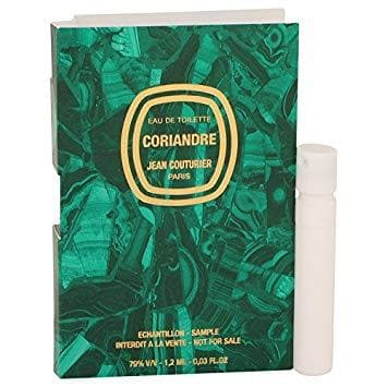 Jean Couturier Coriandre - Vial 1,2ml Edt Vial  Jean Couturier For Her myperfumeshop-test.myshopify.com My Perfume Shop