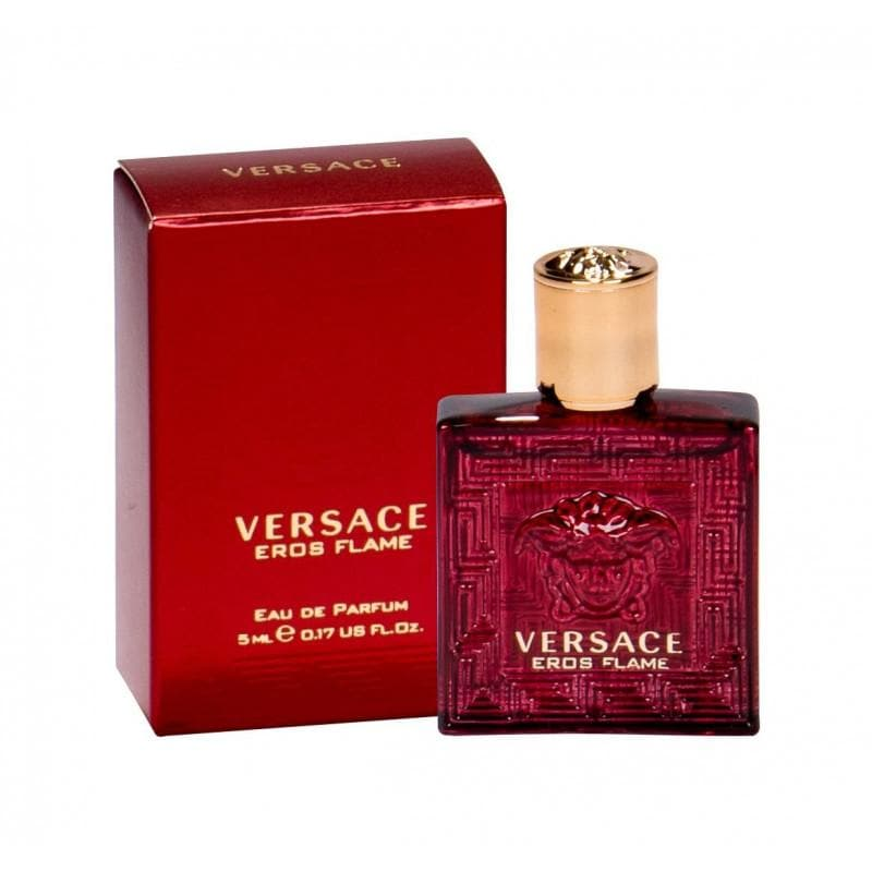 Versace Eros Flame pour Homme - Mini 5ml Edp Mini  Versace For Him