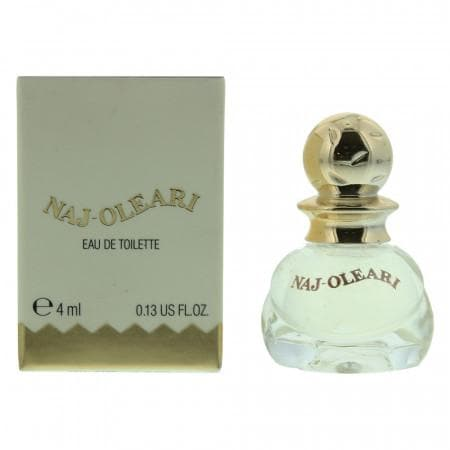 Naj Oleari 4ml Mini 4ml Edt  Naj Oleari For Her