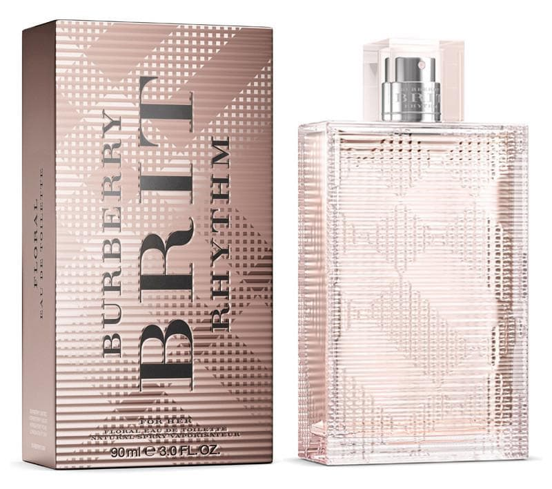 Burberry Brit Rhythm Florale 90ml Edt 90ml Edt  Burberry For Her myperfumeshop-test.myshopify.com My Perfume Shop