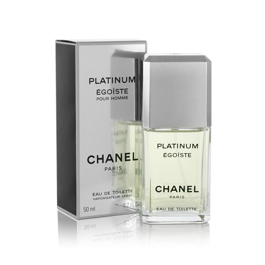 Chanel Egoiste Platinum 100ml EDT 100ml  Chanel For Him