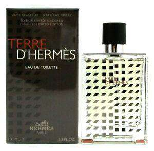 Hermes Terre D`Hermes Flacon H Limited Edition 100ml Edt  Hermes For Him