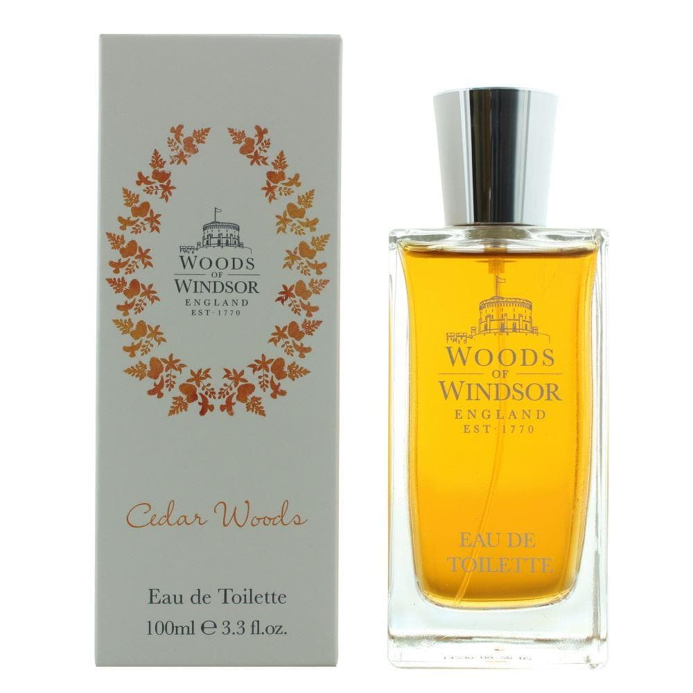 Woods Of Windsor Cedar Woods 100ml EDT   Woods of Windsor Unisex