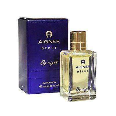 Aigner Debut By Night 8ml EDP Mini 8ml Edp Mini  Etienne Aigner For Her