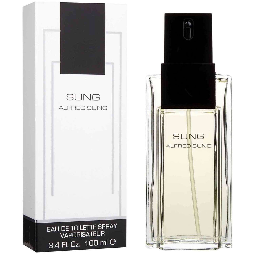 Alfred Sung Sung 100ml EDT   Alfred Sung For Her