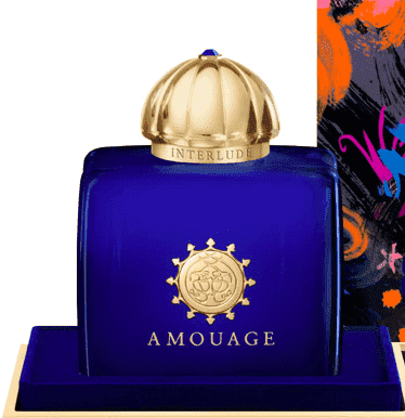 Amouage Interlude Woman - Tester   Amouage Tester Women